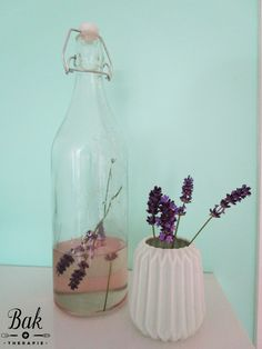 Lavendel siroop recept - Baktherapie.nl