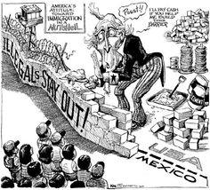 political cartoons 1800 | Anti Immigration Political Cartoons 1800s