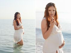 Maternity Photography on Miami Beach, by Tami Jill Photography.
