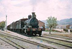 1966JUN08BECK006cs Murcia to Granada line creo que es la estación de Almendricos Flickr - Photo Sharing!