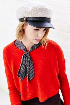 Genie By Eugenia Kim Jessa Cap - Urban Outfitters