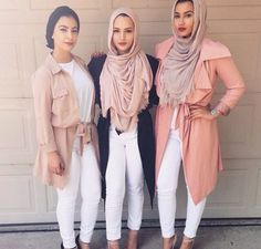 Hijab Fashion 2016/2017: pιnтereѕт: ѕтayclaѕѕyвoo