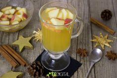 Benefícios do Suco de couve e maçã com gengibre.