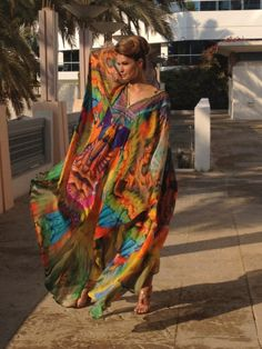 Colorful Kaftan by Camilla - B>MORE boutique