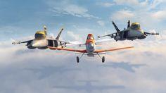 Disney Planes In-Home Release 11/19 Dusty image #DisneyPlanes #ArribaPlanes