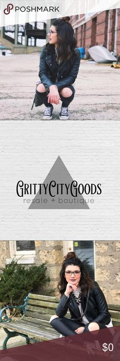 Amanda from GCG 👋 Hey 👋 Name's Amanda. Bringing you sick threads straight out of the gritty city of Rockford, IL. The goal? I want you to feel unique, comfortable, and bad ass in every garment you select! Every item you see here was hand selected just for you 🤘🏼.  Feel free to drop comments, let's get social! Any special requests? Let ya girl know! Meet the Posher Other