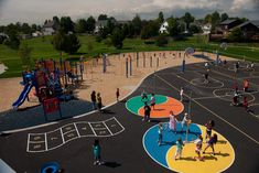 Mountain View Elementary School was in desperate need of playground improvements. Description from dcla.net. I searched for this on bing.com/images