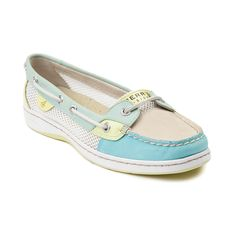 sperry womens tourquoise | Womens Sperry Top-Sider Angelfish Boat Shoe--just got these!!! :)
