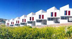 18 Viviendas de Promoción Pública en Iznájar – gabriel verd arquitectos (Iznájar, Córdoba, España) #architecture