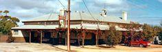 Arthurton SA: Hotel of 1870s (1986)