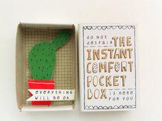 Project party studio » Cajitas de la felicidad para llevar en el bolsillo