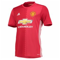 Maillot Manchester United Domicile 2016 2017