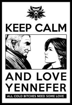 Yennefer of Vengerberg Fan Page