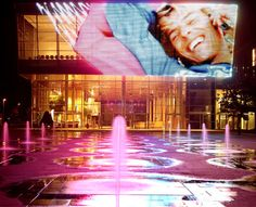 30+ Dazzling and Interactive Media Facades photo