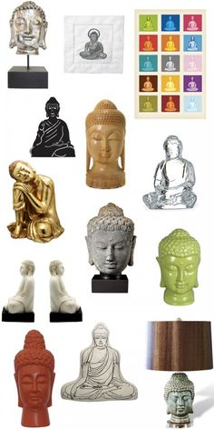 Buddhas!