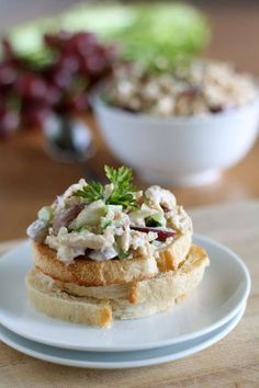 "Vegan ""Chicken"" Salad"