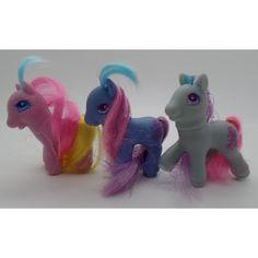Mini Mon petit poney : Lot de 3