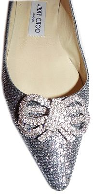 Not a Jimmy Choo fan but these are very cute