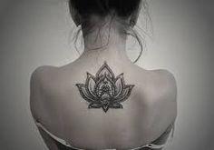 Resultado de imagem para mandala lotus tattoo