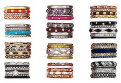 Hidalgo stacked rings