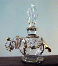 elephant-shaped perfume bottle