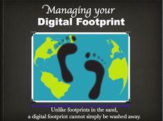 DIGITAL CITIZENSHIP CAMPAIGN: YOUR DIGITAL FOOTPRINT MATTERS