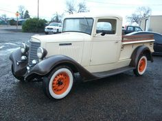 Ready To Work: 1936 International Pickup - http://barnfinds.com/ready-to-work-1938-international-pickup/