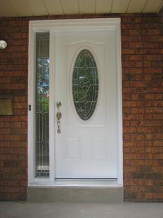 Steel Entry Door Entrance Doors, Garage Doors, Windows And Doors, Steel, Outdoor Decor, Home Decor, Entry Doors, Entrance Gates, Decoration Home