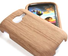 Brown Wood Tree Oak Hard Protector Case for Samsung Galaxy Discover Centura R740 #Samsung
