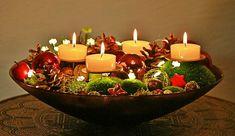 Advent Wreath Christmas - Free photo on Mavl Christmas Banners, Christmas Wreaths, Christmas Decorations, Advent Wreaths, Green Christmas, Christmas Home, Christmas Jewelry, Merry Christmas, Xmas