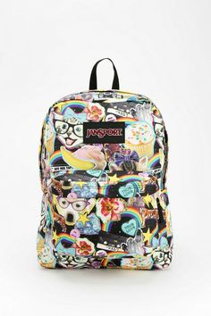 Jansport Black Label Superbreak Backpack #urbanoutfitters