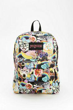 Jansport Black Label Superbreak Backpack #urbanoutfitters