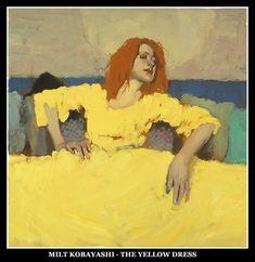 Sac à fouilles — La robe jaune