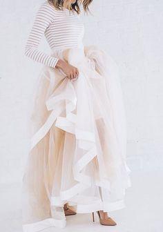 Wedding Magazine - How to wear a shirt with your wedding dress