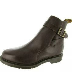 Dr. Marten Joni boots Women size 6/36. True to size. Excenlent condition, only been worn a few times. Color is dark brown. Dr. Martens Shoes Ankle Boots & Booties
