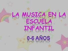 LA MUSICA EN LA ESCUELA INFANTIL Music Education Lessons, Dual Language, Music Class, Music For Kids, Musicals, Acting, Kindergarten, Homeschool, Teacher