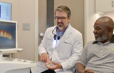 Harrell, DDS, is the expert for dental implants in Charlotte, NC.