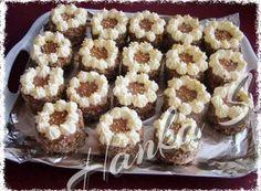 Recept 18 mini dortíků