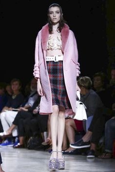 Miu Miu Ready To Wear Spring Summer 2015 Paris - NOWFASHION