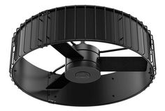 Vault Fan by Hunter, $399; hunterfan.com.The Best Ceiling Fans Photos | Architectural Digest