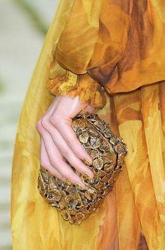 Mustard Seed, Mustard Yellow, Alexander Mcqueen, Mango Mojito, Couture Details, Yellow Fashion, Mustard Fashion, Shades Of Yellow, Mellow Yellow