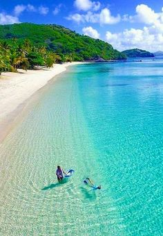 You could go to the same beach as everyone else OR you could go to an https://www.exquisitecoasts.com/ beach. You choose! This one is in Fiji Islands