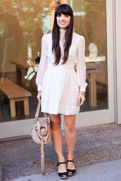 Lover white lace dress >3