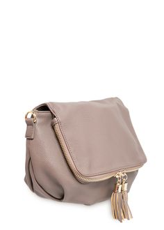 Double compartment cross body bag - Bags for Women   MANGO