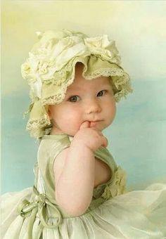 Valerie Tabor Smith by VoyageVisuelle Cute Little Baby, Little Babies, Baby Love, Little Ones, Cute Babies, Little Girls, Newborn Pictures, Baby Photos, Aqua