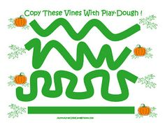 Storytime and more: Halloween Playdoh Mats