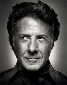 Dustin Hoffman #portrait #pinned