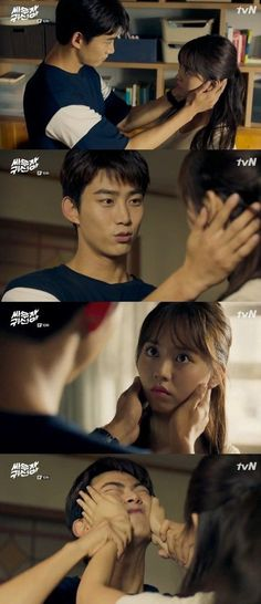 Added episode 10 captures for the Korean drama 'Bring It On, Ghost'.