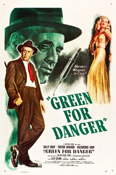 Classic Movie Posters, Movie Poster Art, Classic Movies, Cinema Posters, Film Posters, Trevor Howard, Herbert Lom, Film Pictures, Vintage Pictures