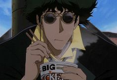 Find GIFs with the latest and newest hashtags! Search, discover and share your favorite Cowboy Bebop GIFs. The best GIFs are on GIPHY. Manga Anime, Me Anime, Anime Art, Faye Valentine, Gifs, Cowboy Bebop Anime, See You Space Cowboy, Space Cowboys, Fanart